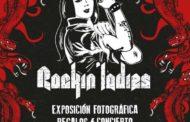 El Proyecto ROCKIN' LADIES estuvo en Sevilla el 22 de noviembre