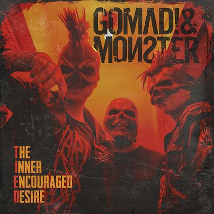 GOMAD! & MONSTER: Lanzan el vídeo-lyric «Set It Off», adelanto de su nuevo disco