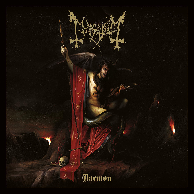 [Reseña] de «Daemon» el nuevo disco de MAYHEM