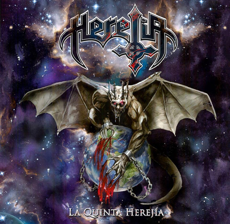 [Entrevista] HEREJÍA, nuevo disco «La Quinta Herejía»