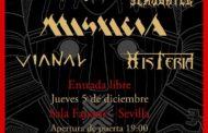 [Crónica] No Cover's Festival el 5 de diciembre (Sevilla)