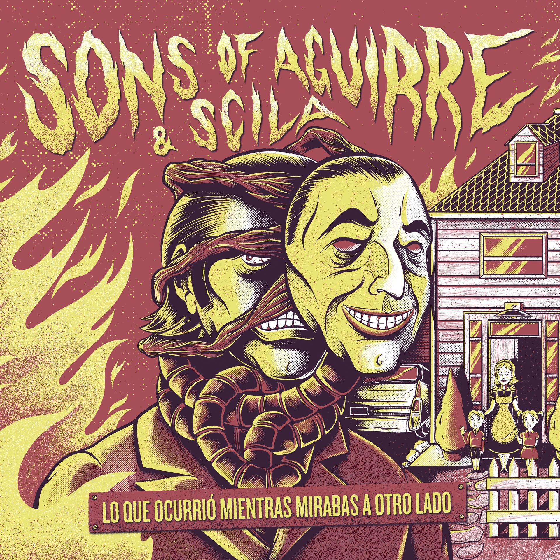 SONS OF AGUIRRE & SCILA – Gira presentación 2020 – Primeras fechas confirmadas