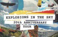 EXPLOSIONS IN THE SKY – 20th Anniversary Tour en Madrid el 2 de febrero