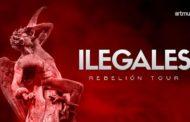 ILEGALES estarán el 27 de marzo en Málaga (Sala La Trinchera)
