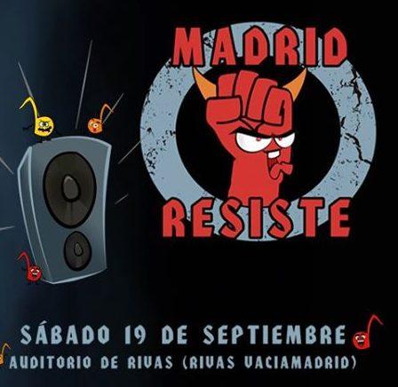 MADRID RESISTE – La fiesta despedida de LA POLLA RECORDS