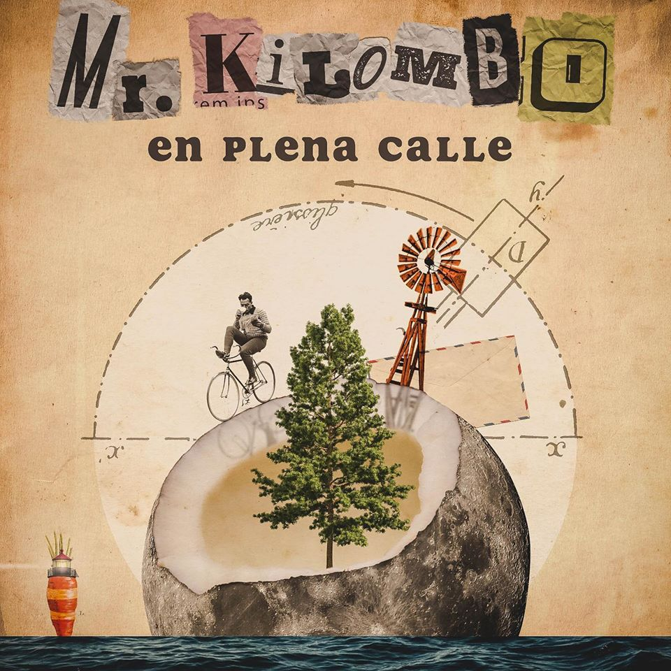 Mr. Kilombo estará actuando el 24 de enero en Madrid (Sala But)