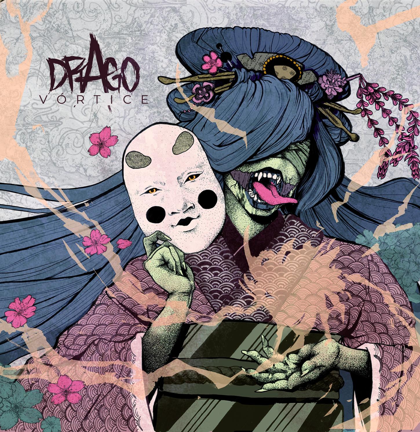 VÓRTICE, primer disco de DRAGO – Ya disponible