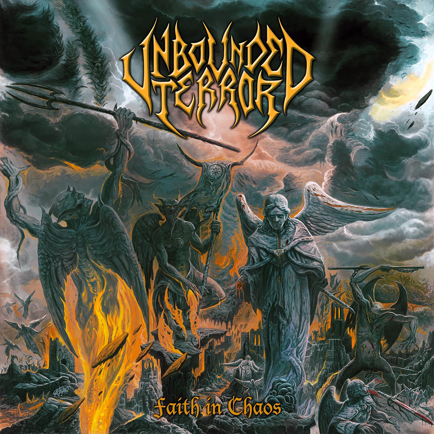 [Reseña] «Faith In Chaos» el nuevo disco de Unbounded Terror