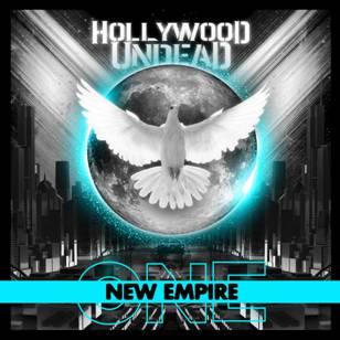 HOLLYWOOD UNDEAD, la banda que bate records dentro del actual RAP/METAL, tiene nuevo video/single anticipo «EMPIRE»