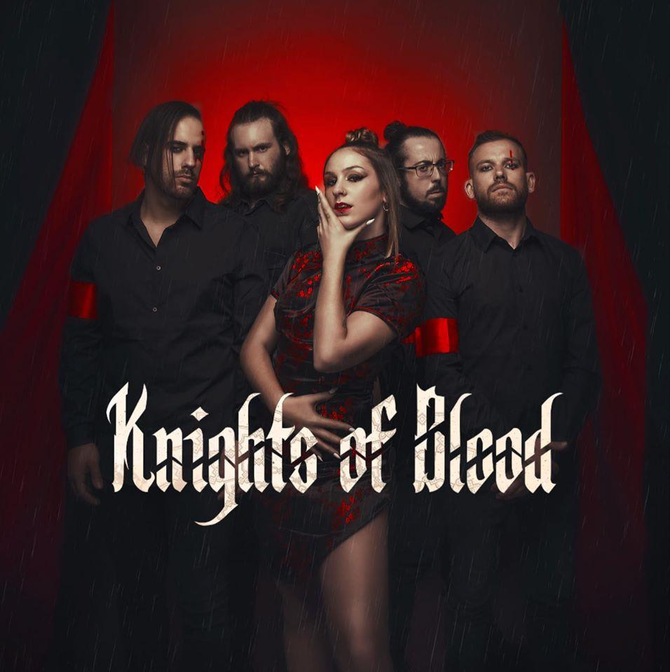 """Knights of Blood presenta el videoclip de """"El Lado oculto"""""""
