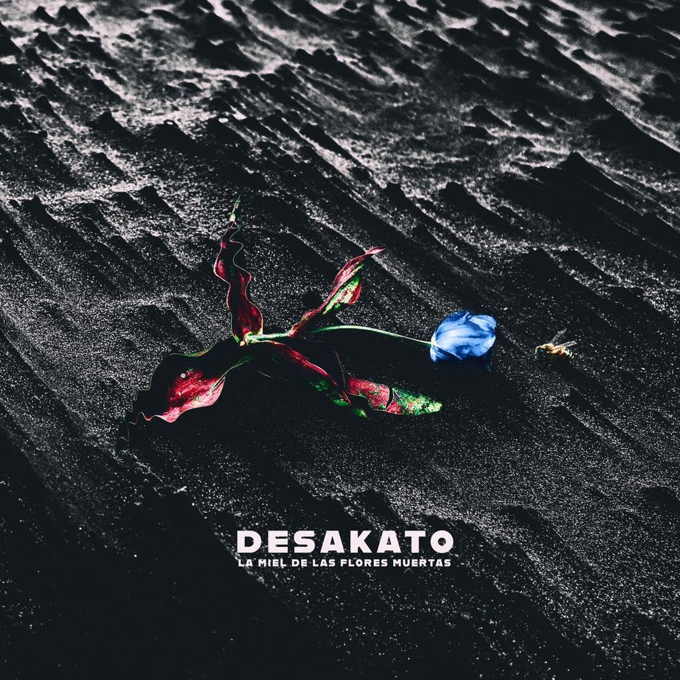 DESAKATO presenta título y portada de su próximo disco