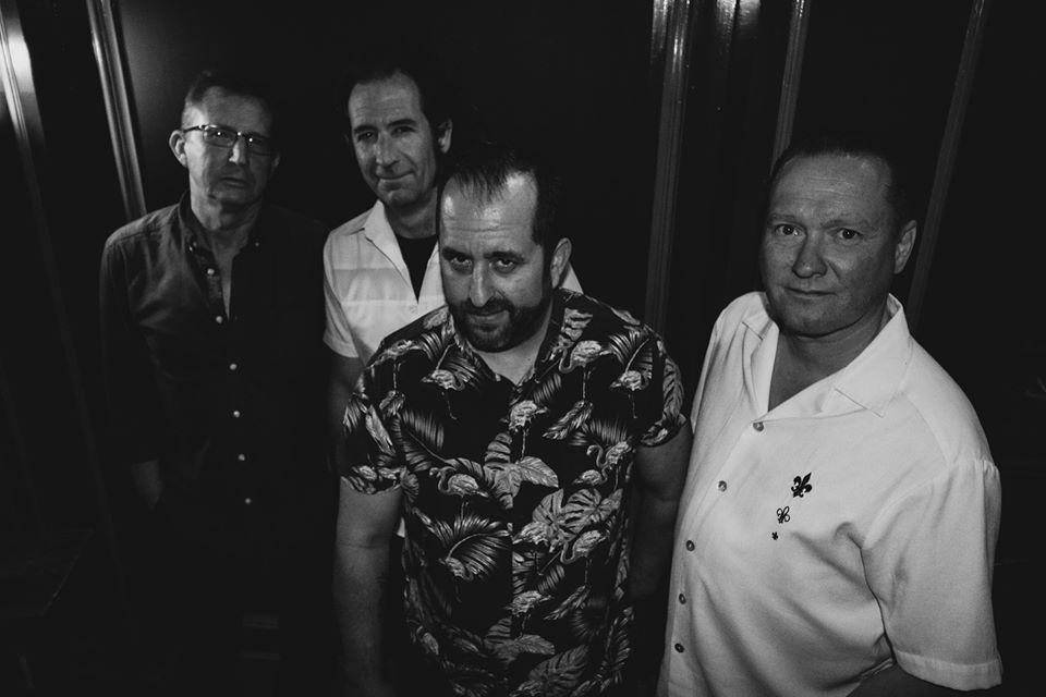 The Blue Stompers Jump Review en los «Conciertos en Línea» de Estudios Tarántula el 14 de marzo