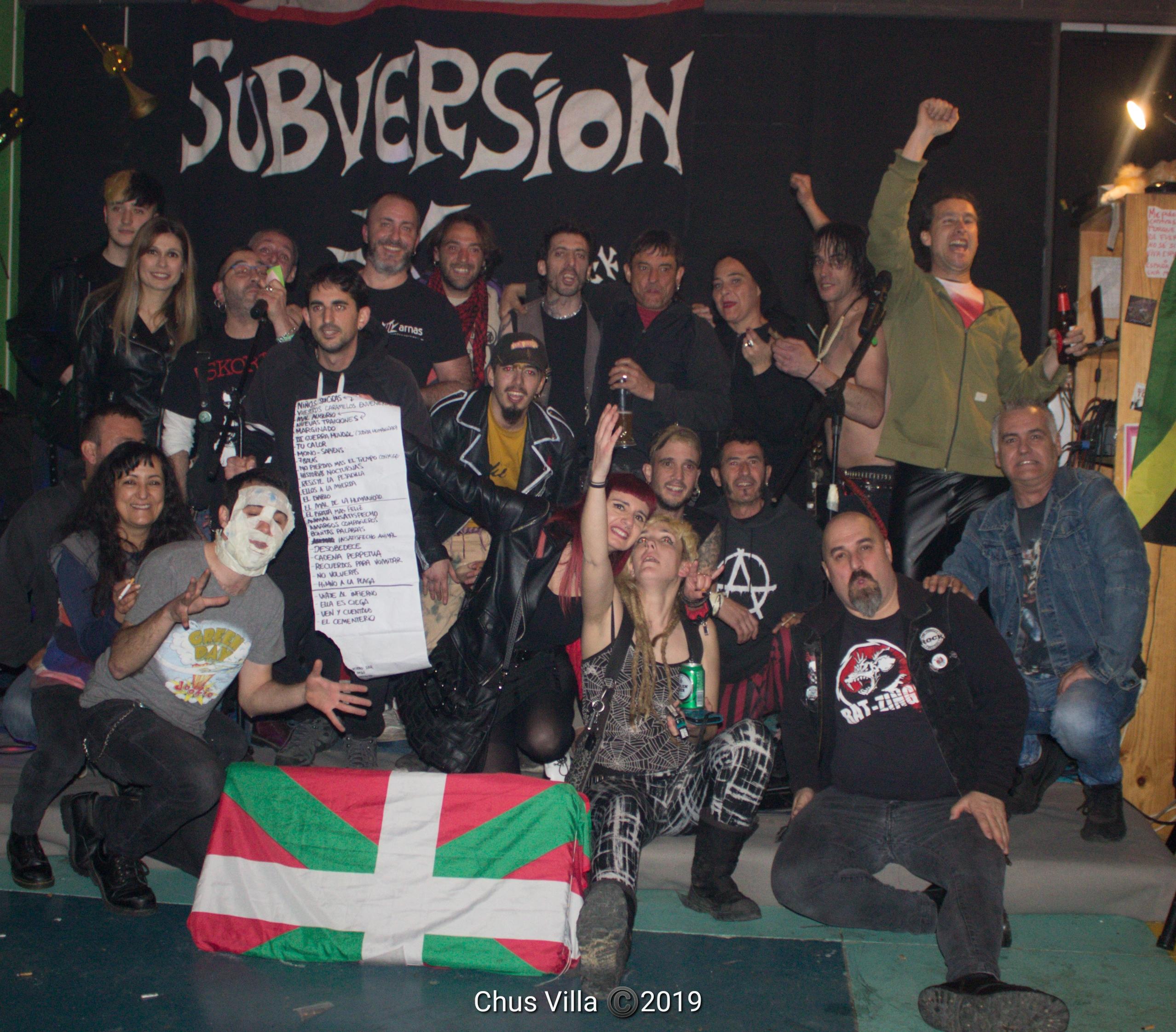 [CRÓNICA] CONCIERTO SUBVERSIÓN X – EDDIE KOSTRAS  Asociación Cultural AXOLOTE, Almería