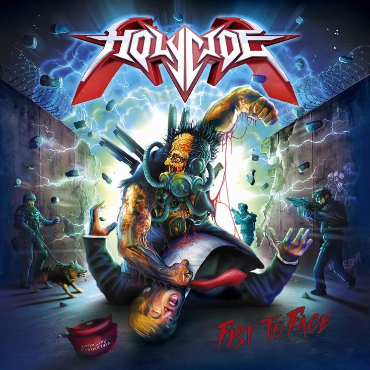 [Reseña] «Fist To Face» el nuevo disco de Holycide