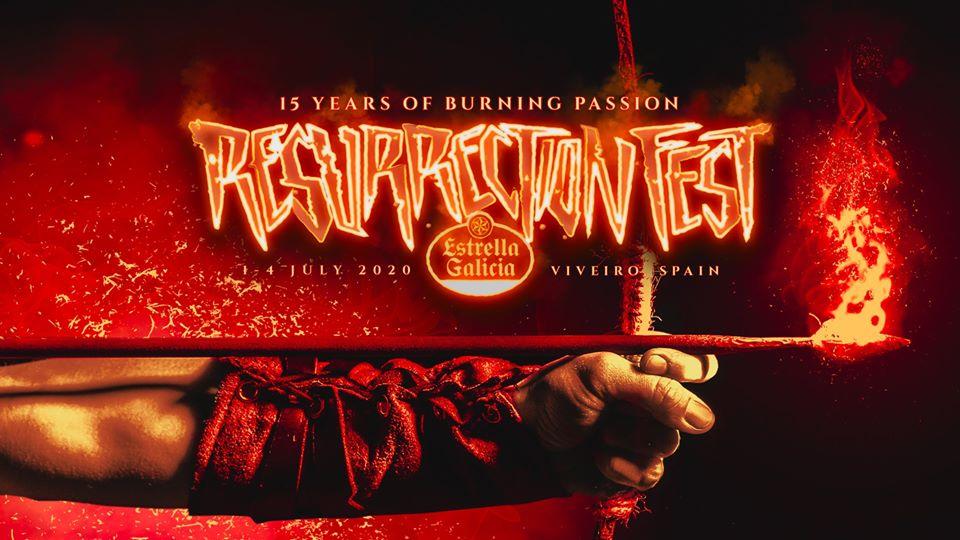 RESURRECTION FEST 2020 – comunicado oficial sobre toda la actualidad