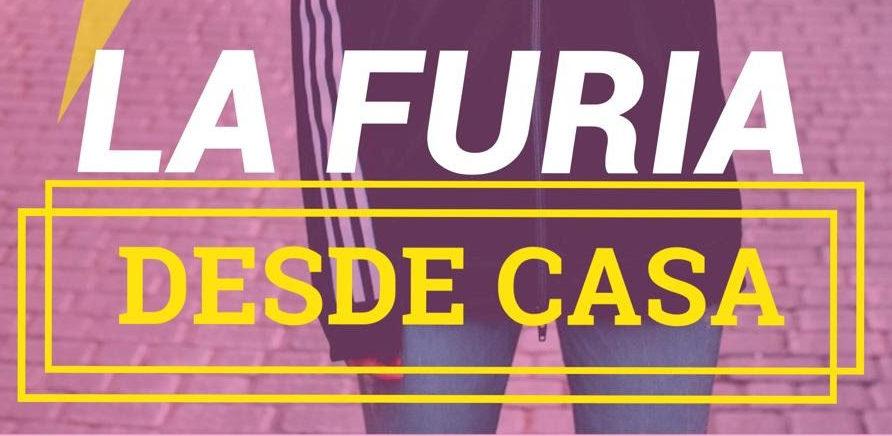 LA FURIA ofrecerá un concierto por Instagram- Viernes 20 de marzo- 20h