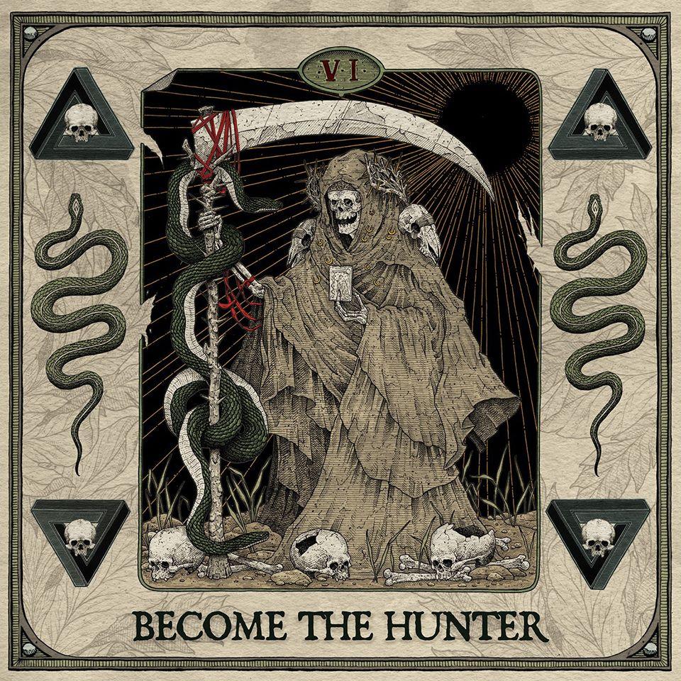 [Reseña] «Become The Hunter» el nuevo disco de Suicide Silence