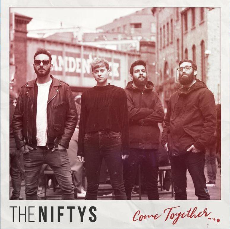 THE NIFTYS ya disponible su nuevo single  «Come Together»