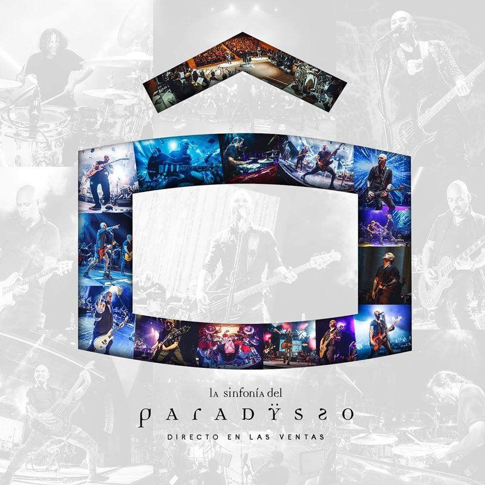 La Sinfonía del Paradÿsso. Directo en Las Ventas, nuevo disco de Sôber, ya disponible