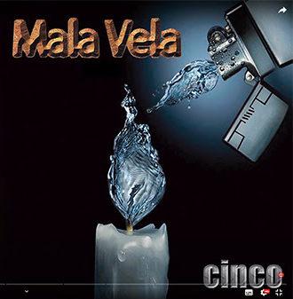 [Reseña] «Cinco» nuevo disco de MALA VELA