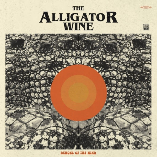 The Alligator Wine – «Demons Of The Mind»