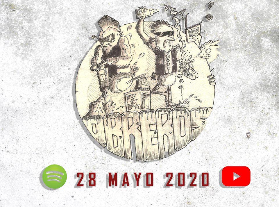 Tres Pollos: Nuevo single «Obreros» el próximo 28 de mayo