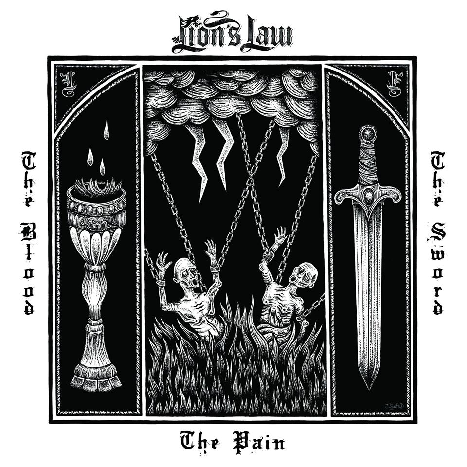 """[Reseña] Lion's Law """"The pain, the blood and the sword"""""""