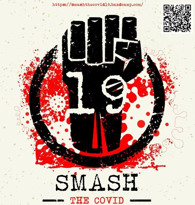Smash The Covid-19 – Proyecto benéfico lanzado por Chusma Crew