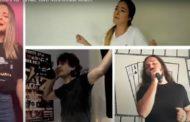 Músicos de Navahermosa (Toledo) graban una versión de «Nos volveremos a ver» de La Raíz