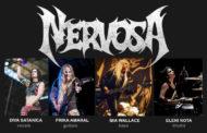 Nervosa: Presenta nueva formación