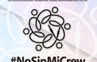 Presentamos la iniciativa #NonSinMiCrew.