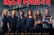 Iron Maiden en Barcelona pospuesto al sábado 19 de junio 2021
