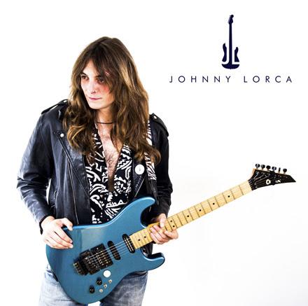 JOHNNY LORCA: Primer disco «Noches en blanco»