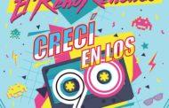 EL RENO RENARDO: Estrena el single «Crecí en los 90»