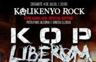 Kalikenyo Rock: 4 de julio edición especial en Streaming