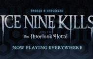 Ice Nine Kills publican su nuevo EP acústico «Live From The Overlook Hotel»