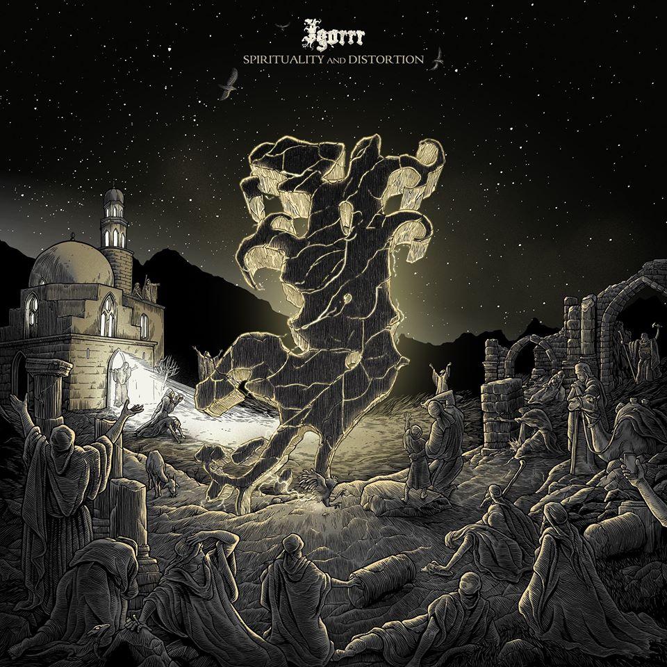 [Reseña] «Spirituality and Distortion» nuevo disco de Igorrr