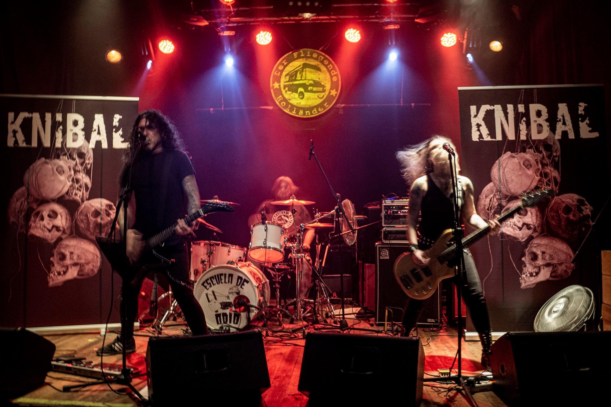 Knibal lanza «Libertad», nuevo adelanto de su próximo trabajo