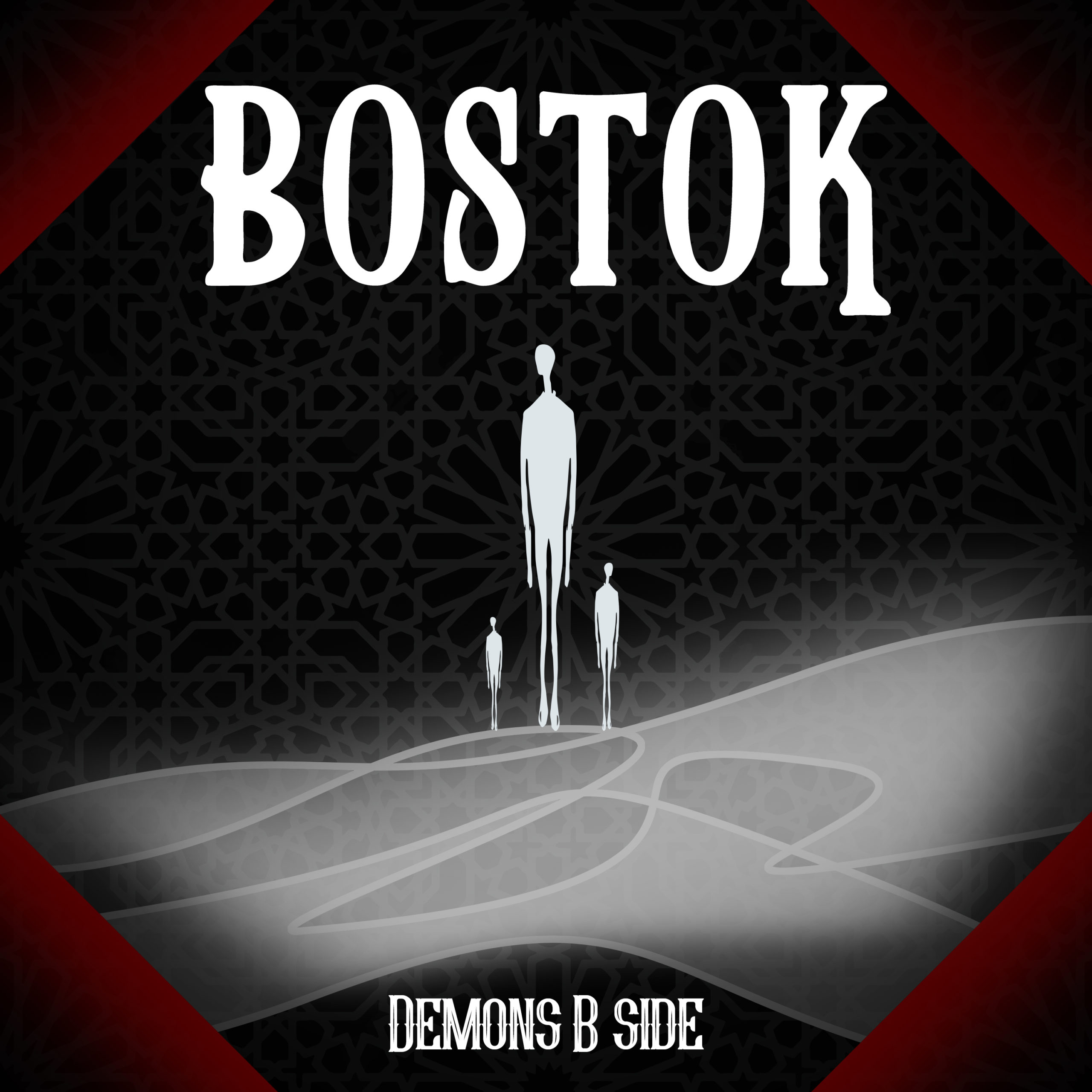 Bostok: Nuevo single «Demons B Side»