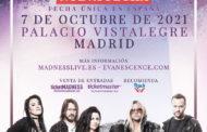 Evanescence pospone su concierto en España a 2021