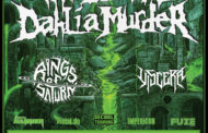 The Black Dahlia Murder + Rings of Saturn + Viscera – España en Enero de 2021