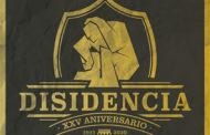 DISIDENCIA: Su álbum doble de aniversario se publicará el 19/06