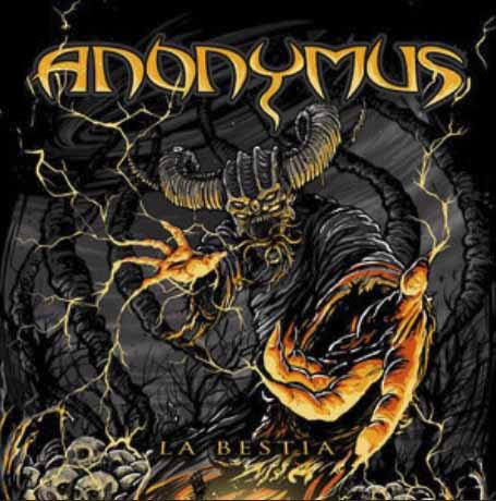 [Reseña]  «La Bestia» nuevo disco de Anonymus