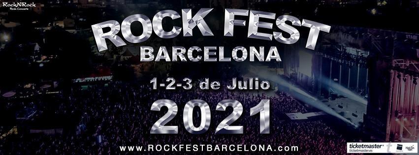 EL Barcelona Rock Fest anuncia su tercer y último cabeza de cartel