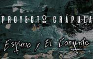 Proyecto Crápula + Espurio y el Conjunto actuarán el próximo 31 de julio en Sala Even (Sevilla)