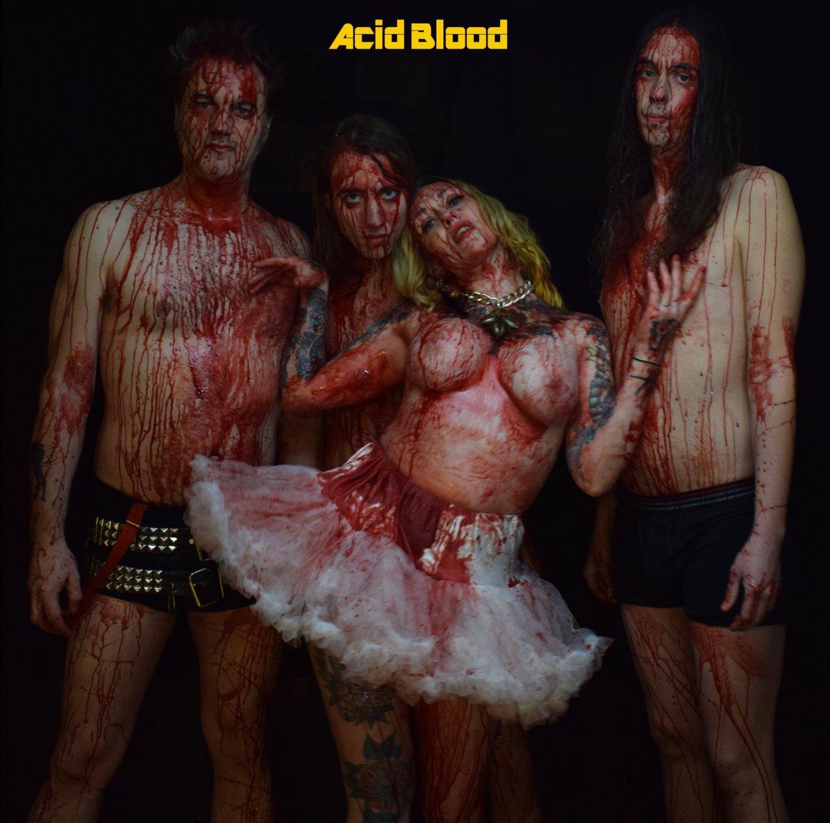 Acid Blood: Nuevo vídeo «Wartimes»
