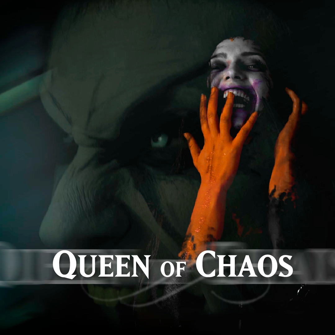 Raven's Gate. Nuevo vídeo lyric «Queen Of Chaos»