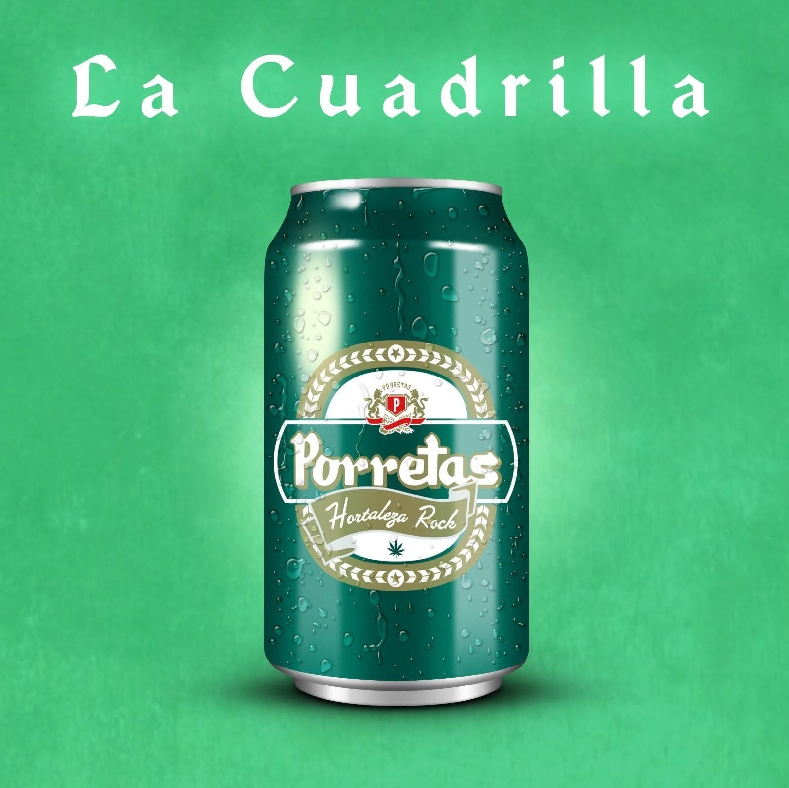 Porretas estrenan nuevo tema «La Cuadrilla»