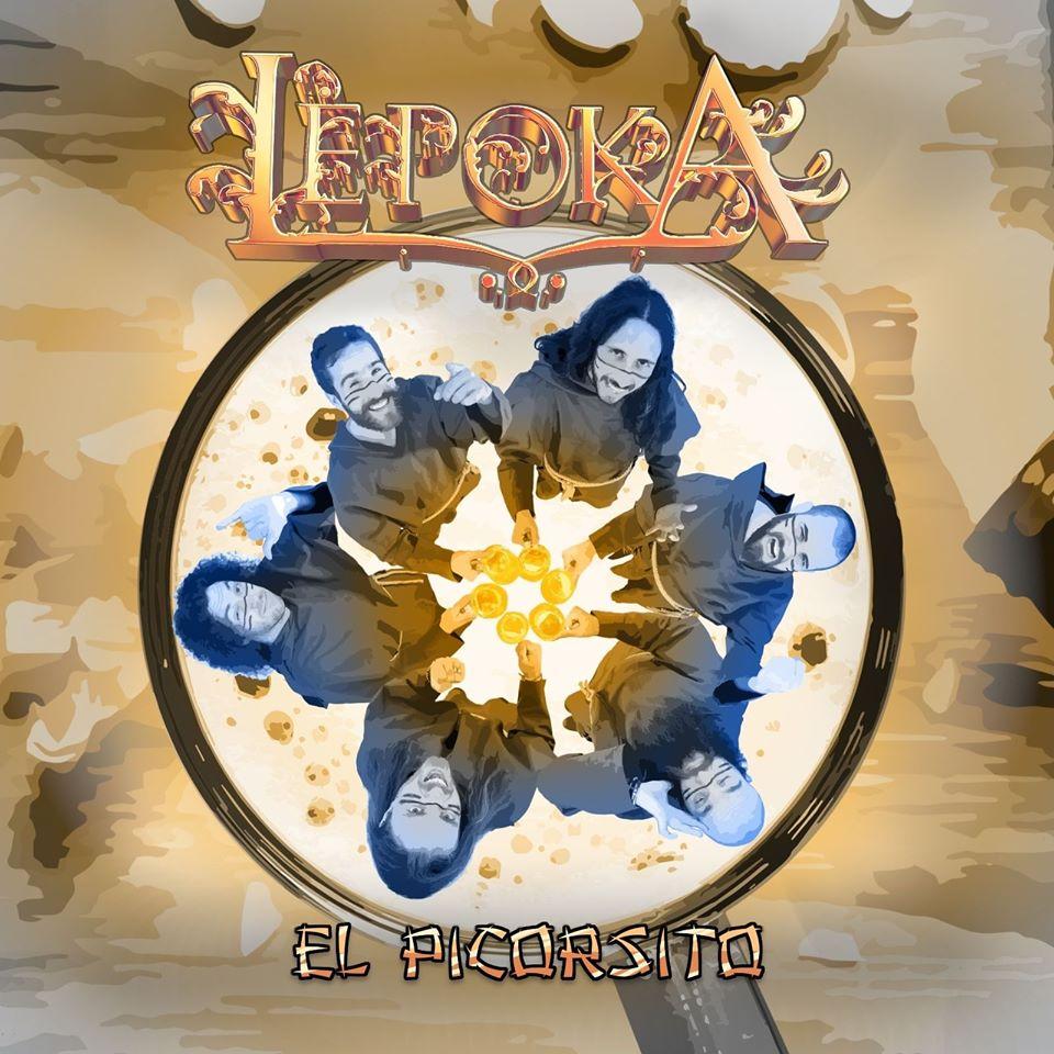 Lépoka estrena el cuarto single «EL PICORSITO»