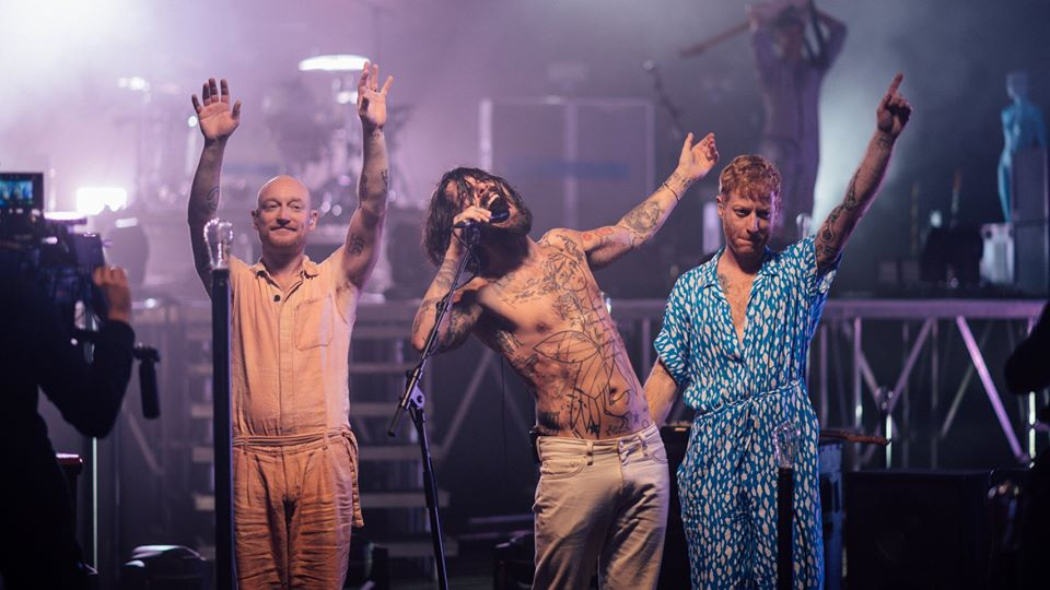 Biffy Clyro: A Celebration of Endings Unique Live Performance from Glasgow